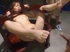 Hottest Japanese girl Mika Osawa in Exotic BDSM, Vintage JAV clip