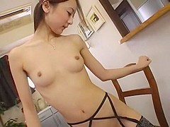 Incredible Japanese girl Azumi Inamori in Fabulous Amateur, Skinny JAV movie