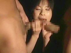 Horny Japanese model Kaho Kasumi in Exotic Fingering, Fetish JAV video