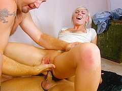 Milky & Max Cortes & Terry in Police Interrogation: Milky Watch Out  - MMM100