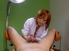 Best Japanese whore Yu Namiki in Amazing Medical, POV JAV clip
