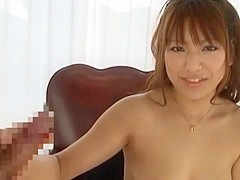 Hottest Japanese whore Kanade Otaha in Horny Cumshot, Handjob JAV video