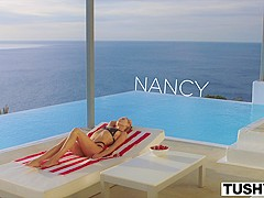 TUSHY Nancy A's Amazing First Exclusive Anal!