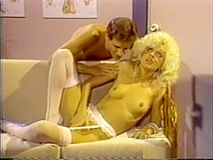 Hot blonde housewife Sharon Kane has Jon Martin satisfying her desires