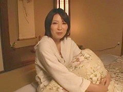 Horny Japanese whore Ryo Sena in Crazy JAV video