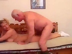 Grandpa mirek massage