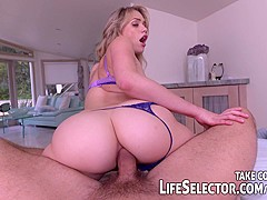 A day with Mia Malkova - LifeSelector