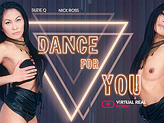 Nick Ross & Suzie Q in Dance for you - VirtualRealPorn