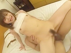 Exotic Japanese slut Yuu Yasuda in Incredible Small Tits, Facial JAV clip