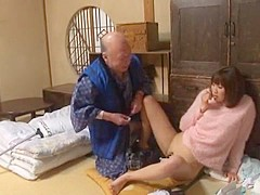 Crazy Japanese slut Akari Satsuki in Fabulous Big Tits, Oldie JAV video