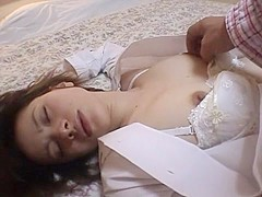 Incredible Japanese whore Asuka Uzuki in Amazing JAV Uncensored, Lingerie JAV movie
