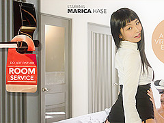 Marica Hase in Room Service - VRBangers