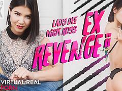 Lady Dee & Nick Ross in Ex Revenge II - VirtualRealPorn