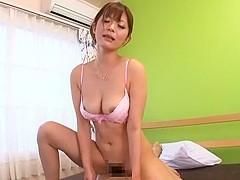 Incredible Japanese whore Haruki Sato in Fabulous BDSM, Fingering JAV movie
