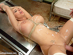 Mark Davis & Holly Halston in Coma Patient - SexAndSubmission
