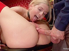 Ramon Nomar & Penny Pax & Aiden Starr & Bill Bailey in Costume Anal Orgy, Part One - TheUpperFloor