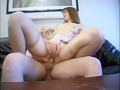 French amateur couple do their first porn shoot