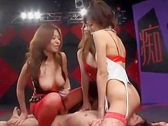 Hottest Japanese girl Mei Itoya, Riko Tachibana, Azumi Harusaki in Exotic Handjobs, Babysitters JAV