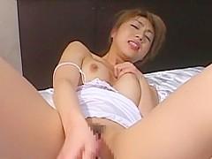 Exotic Japanese model Yuho Mizushima in Incredible Big Tits, Solo Female JAV movie