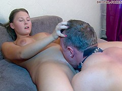 Milena Clips - Brutal-Facesitting