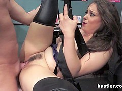 Ziggy Star in Up Anal Mountain - Hustler