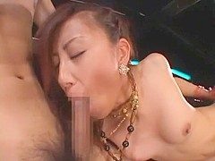 Incredible Japanese slut Leila Aisaki, Nana Nanami in Fabulous Small Tits, Cunnilingus JAV video
