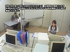Amazing Japanese chick Nao Mizuki, Nana Ando in Horny Voyeur, Couple JAV video
