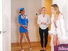 Twistys - A Very Sexy Stop Over - Britney Amber Katya Rodriguez