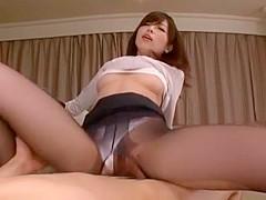 Amazing Japanese slut Kaori Aikawa in Exotic Couple, Small Tits JAV video