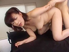 Fabulous Japanese girl Misato Aoki in Amazing Big Tits JAV scene