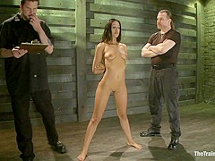 5 Girl IntakeSelecting the perfect slave to train - TheTrainingofO