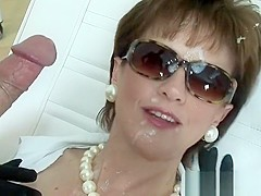 Facial lady sonia Former porn