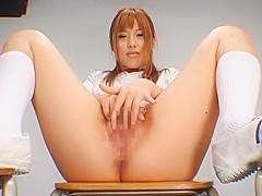 Incredible Japanese girl Cocomi Naruse in Horny POV, Masturbation JAV scene