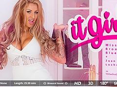 Chelsey Lanette in Housewife webcam - VirtualRealPorn