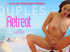 Julie Kay in Couples Retreat His - VRBangers