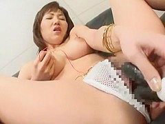 Horny Japanese girl Itsuka Niikura in Hottest Big Tits, Solo Girl JAV video