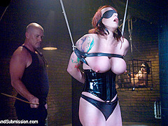 Mark Davis & Kylie Ireland in Submission of Kylie Ireland - SexAndSubmission