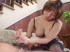 Incredible Japanese slut Mai Haruna in Crazy Handjobs, Big Tits JAV movie