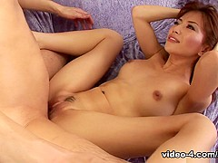 Akane Hotaru Squirts While Fucked In Acrobatic Positions - Avidolz