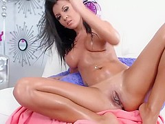 RussianXXtasy - oil and anal show