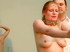 [BitchSlapped.co.uk] Slave #1  Slave #54 Training. - Rare Video