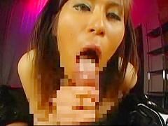 Crazy Japanese slut Aya Manabe, Emi Haruna, Ren Hitomi in Amazing POV, Big Tits JAV video