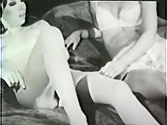 Softcore Nudes 635 1960's - Scene 1
