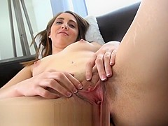 Casting Couch-X Model with hot ass fucks on cam for $