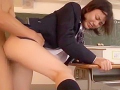 Fabulous Japanese model Aimi Yoshikawa in Exotic Blowjob, Hardcore JAV scene