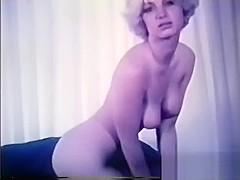 Softcore Nudes 594 1960's - Scene 7