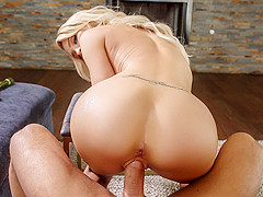 Alix Lynx & Johnny Castle in Winners Casting Couch - BrazzersNetwork