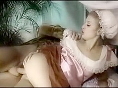 Renaissance maid Julie Silver is banged by count's big dick