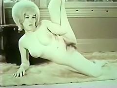 Softcore Nudes 643 1960's - Scene 5