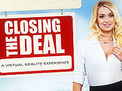 Closing the Deal - VR Porn starring Natalia Starr - NaughtyAmericaVR
